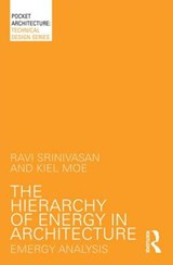 Hierarchy of Energy in Architecture | Ravi Srinivasan |