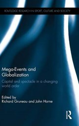 Mega-Events and Globalization | auteur onbekend |