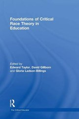Foundations of Critical Race Theory in Education | auteur onbekend |