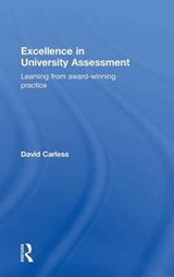 Excellence in University Assessment | David Carless |