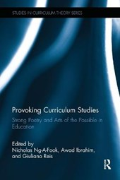 Provoking Curriculum Studies