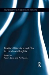 Bicultural Literature and Film in French and English |  |