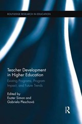 Teacher Development in Higher Education |  |