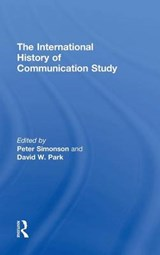 The International History of Communication Study |  |