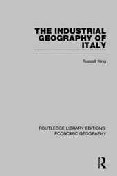 An Industrial Geography of Italy