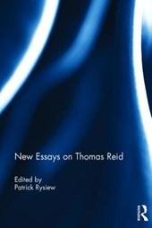 New Essays on Thomas Reid