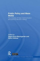 Public Policy and the Mass Media |  |
