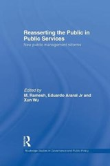 Reasserting the Public in Public Services |  |