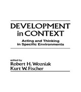 Development in Context | Robert H. Wozniak |