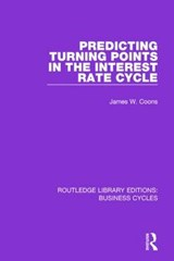 Predicting Turning Points in the Interest Rate Cycle | James W. Coons |