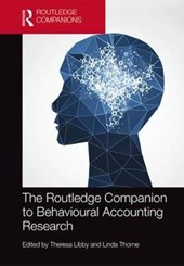 The Routledge Companion to Behavioural Accounting Research | Theresa Libby |