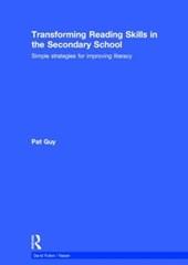 Transforming Reading Skills in the Secondary School