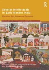 Scholar Intellectuals in Early Modern India