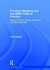 Provision Mapping and the SEND Code of Practice