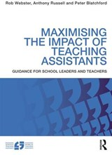 Maximising the Impact of Teaching Assistants | Rob Webster |