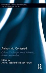 Authorship Contested |  |