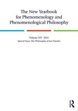 The New Yearbook for Phenomenology and Phenomenological Philosophy | auteur onbekend |