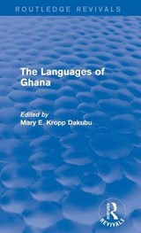 The Languages of Ghana |  |