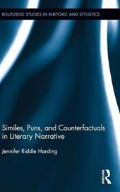 Similes, Puns and Counterfactuals in Literary Narrative | Jennifer Riddle Harding |