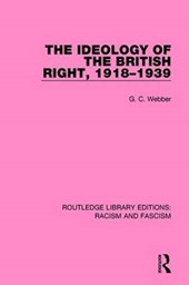 Ideology of the British Right 1918-39