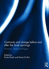 Continuity and Change Before and After the Arab Uprisings | auteur onbekend |