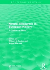 Natural Resources in European History | auteur onbekend |