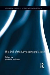 The End of the Developmental State? | Michelle Williams |