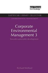 Corporate Environmental Management