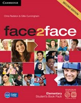 face2face Elementary Student's Book with DVD-ROM and Online | Chris Redston; Gillie Cunningham |