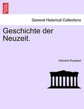 Geschichte der Neuzeit.