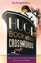 The New York Times Huge Book of Easy Crosswords