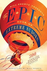 Will Shortz Presents the Epic Book of Extreme Sudoku | auteur onbekend |