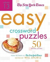 The New York Times Easy Crossword Puzzles Volume