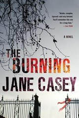 The Burning | Jane Casey |