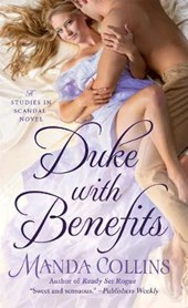 Duke With Benefits | Manda Collins |