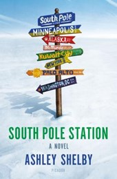 South Pole Station | Ashley Shelby |