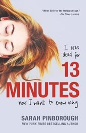 13 Minutes | Sarah Pinborough |