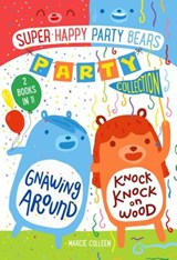 Super Happy Party Bears Party Collection | Marcie Colleen |