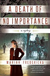 A Death of No Importance | Mariah Fredericks |