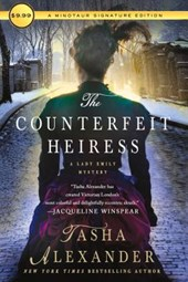 The Counterfeit Heiress | Tasha Alexander |
