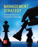 Management Strategy | Marcus, Alfred A. ; Cohen, Anne N. |
