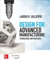 Design for Advanced Manufacturing | Laroux Gillespie |