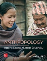 Anthropology | Conrad Phillip Kottak |
