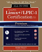 CompTIA Linux+ / LPIC-1 Certification All-in-One Exam Guide | Robb H. Tracy |