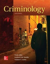 Criminology [With Access Code] | Freda Adler |