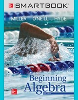 Smartbook Access Card for Beginning Algebra | Julie Miller |