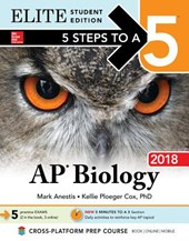 5 Steps to A 5 AP Biology | Anestis, Mark ; Cox, Kellie Ploeger, Ph.D. |