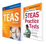 McGraw-Hill Education Teas 2-Book Value Pack, Second Edition | Kathy A. Zahler |