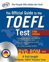 The Official Guide to the TOEFL Test with DVD-Rom, Fifth Edition | Educational Testing Service |