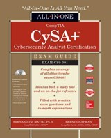 CompTIA CSA+ Cybersecurity Analyst Certification Exam Guide | Maymi, Fernando J. ; Chapman, Brent |